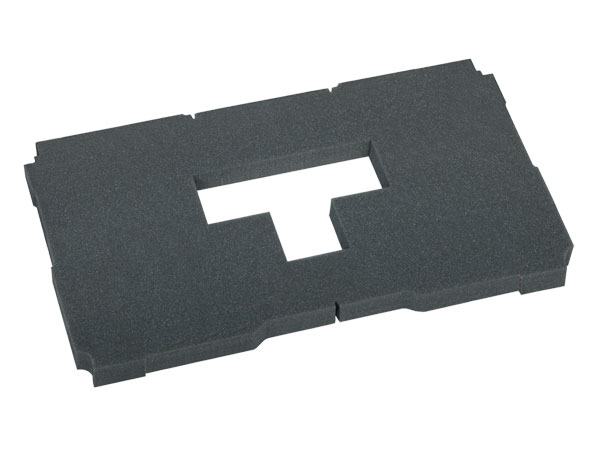 Würfelbodenpolster 30mm weich für Midi-Systainer T-Loc