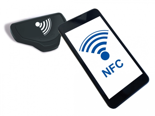 Cierre rotativo NFC para T-Loc I-V