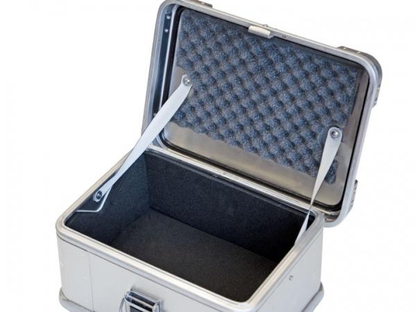 Habillage en mousse pour valises en aluminium K470 013l