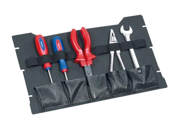 Werkzeugdeckel für Systainer T-Loc I-V