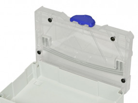 Transparent lid inlay for Mini Systainer T-Loc