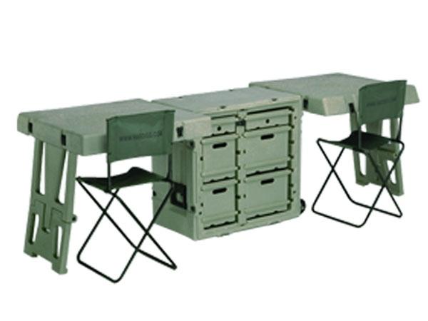 Hardigg Double Duty Field Desk