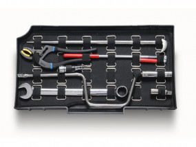 Tool tray for Peli 0450 horizontal