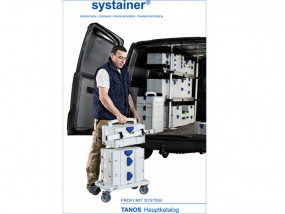Catalogue Tanos 2017 Systainer allemand