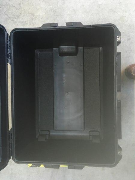 Schaumstoffeinlage für Werkzeug-Maschinensatz - Peli Air Case 1637