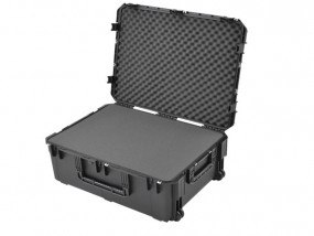 SKB 3424-12 iSeries Case cubed foam