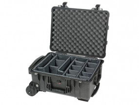 Peli Case 1560M Mobility with divider set
