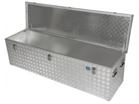 Aluminium-Riffelblechbox R470 l