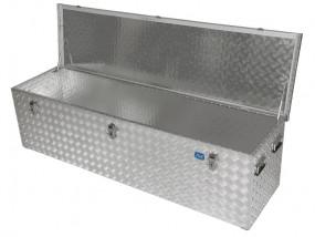 Box aluminium larmé R470 l