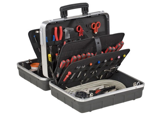 Werkzeugkoffer Atomik TWIN 215 PTS