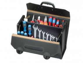 Leder-Werkzeugtasche Top-Line klein III