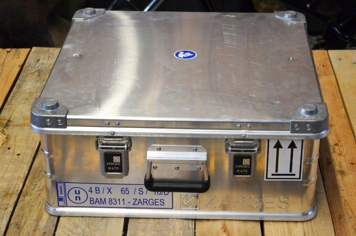 Gefahren durch den Transport von Lithitum-Batterien - Zarges Akku-Safe