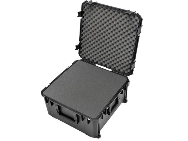 SKB 2222-12 iSeries Case con espuma precortada