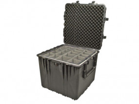 Peli Cube Case 0370 with divider set