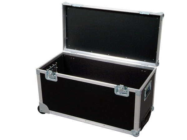 Flight Case Pack Case 4 mit Trolley