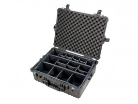 Peli Case 1600 with divider set