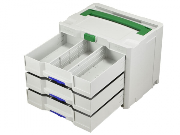 Drawer-Systainer SYS-Sort IV configurable