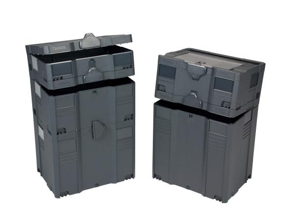 Systainer T-Loc I, II mit Deckelsortierfach, III, IV, V
