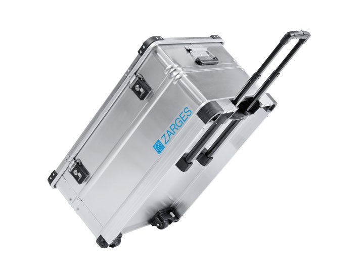 Aluminiumbox Zarges Mobilbox K424 XC 105 l