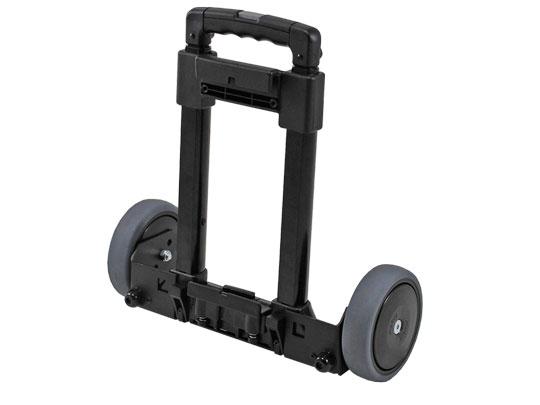 Super-Trolley für schwere Koffer