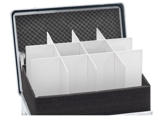 Kit cloison de séparation 2 pour ZARGES-Box