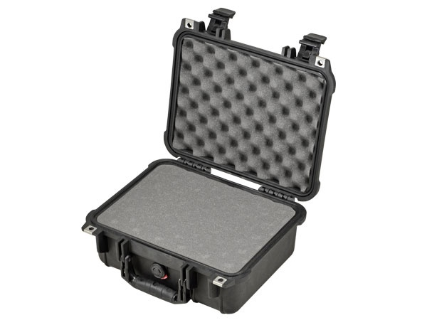 Peli Case 1400 with foam