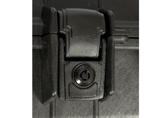 Peli Case 1490 Laptopkoffer Attache Schaumstoff