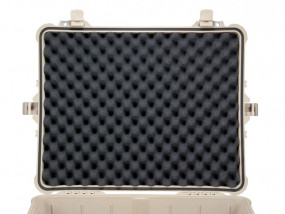 Dimple foam lid for Peli Case 1600, 1610 & 1620