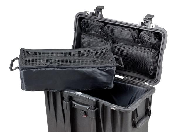 Pochette couvercle photo et kit-séparateurs pour Peli Case 1440