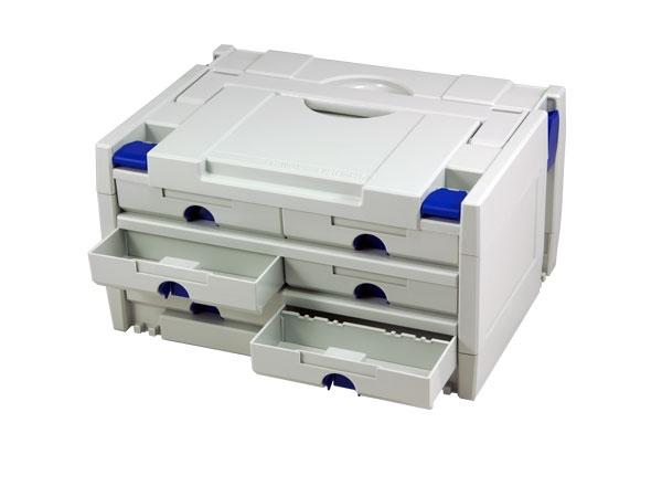 Schubladen-Systainer III-4