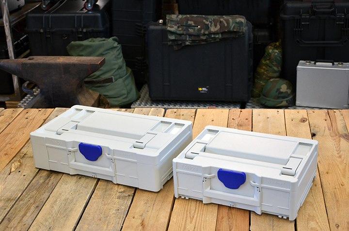Neue Serie Systainer3 L kompatibel mit Systainer3 M und T-Loc