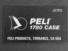 Peli Case 1780 mit Schaumstoff