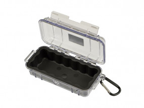 Peli Micro Case 1030 Transparent